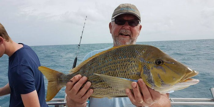 Cairns Private Reef Fishing and Snorkelling Charter