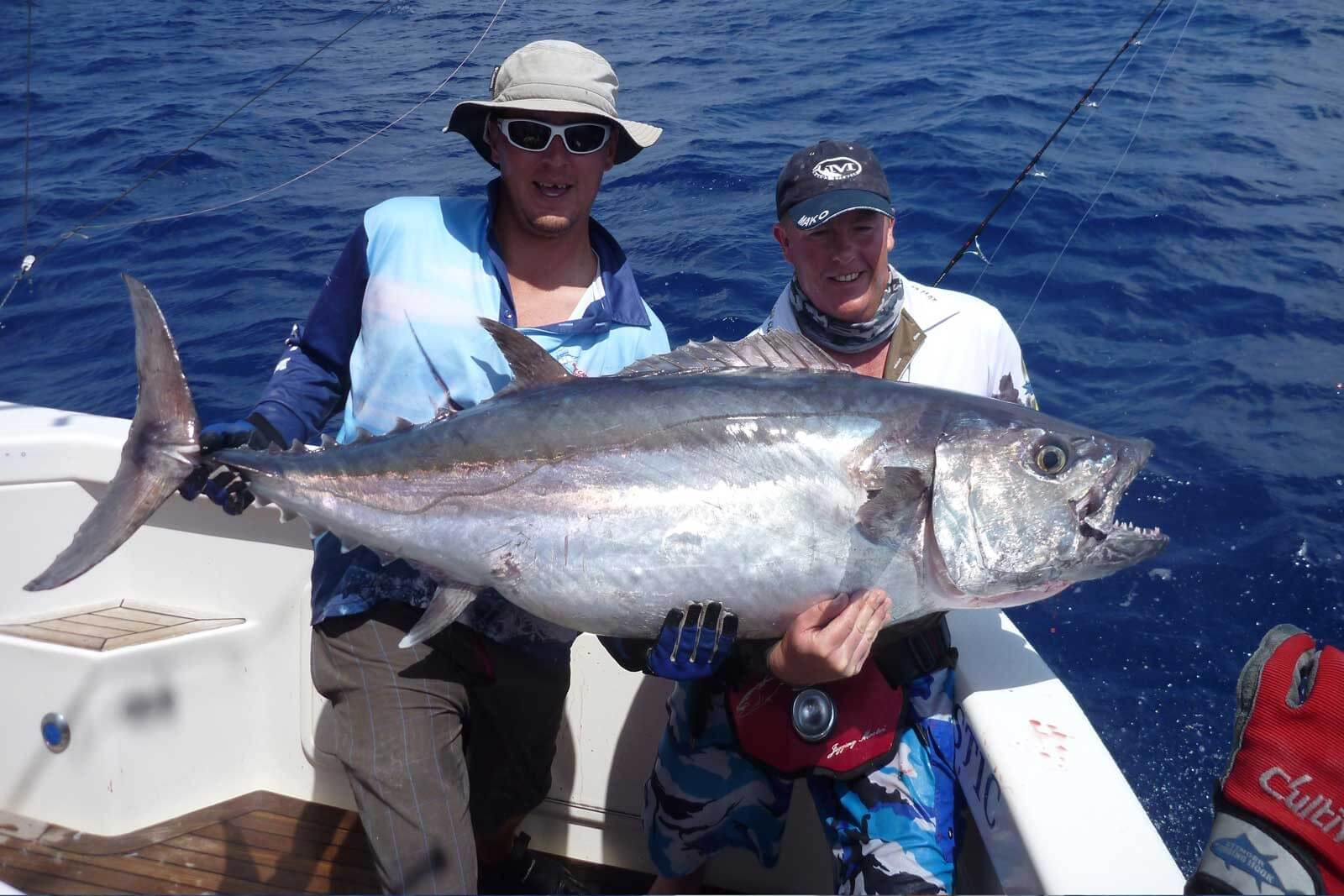 Coral Sea Sport and Game Fishing