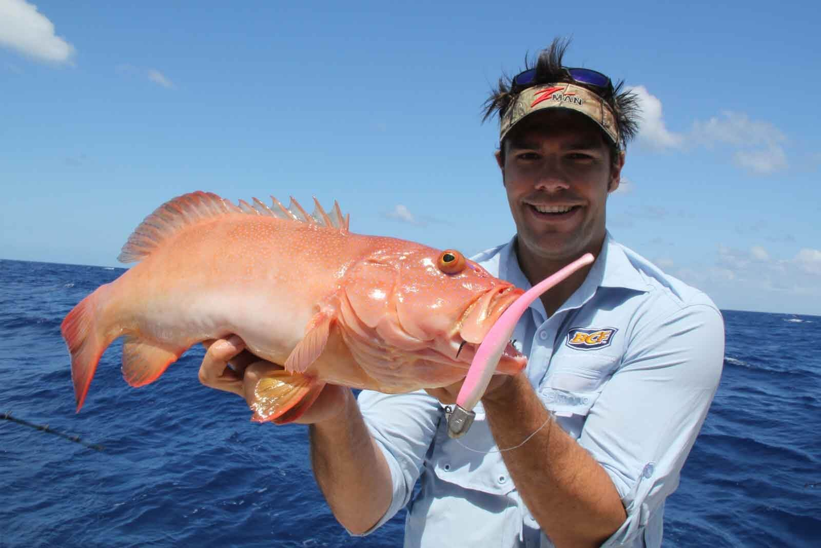 Great Barrier Reef Fishing Trips and Charters